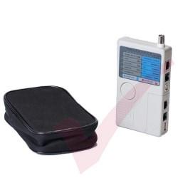 Remote Cable Tester RJ45, BNC, RJ11 & USB