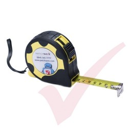 Rubber Tape Measure 8 Metre