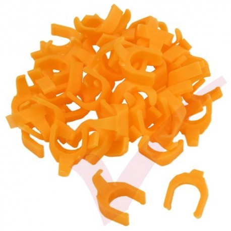 Patchsee Orange OR/PC Removable PatchClip 50x Pack