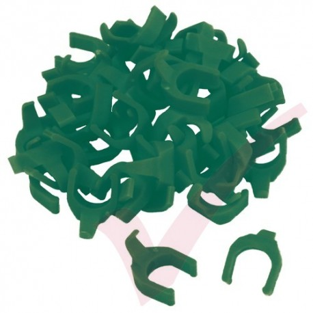 Patchsee Mid Green VM/PC Removable PatchClip 50x Pack