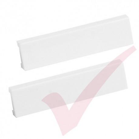 2x Quarter Blanking Plates