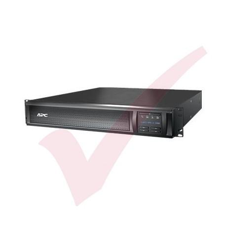 APC Smart-UPS X 1500VA Rack/Tower LCD 230V - SMX1500RMI2U