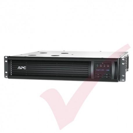 SMT1500RMI2U APC Smart-UPS 1500VA LCD Rack 2U 1000W 230V, 4x C13 Output, 1x C14 Input