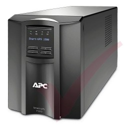 SMT1500I APC Smart-UPS 1500VA LCD Tower 1000W 230V, 8x C13 Output, 1x C14 Input