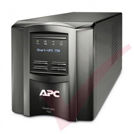 APC Smart-UPS 750VA LCD 230V - SMT750I