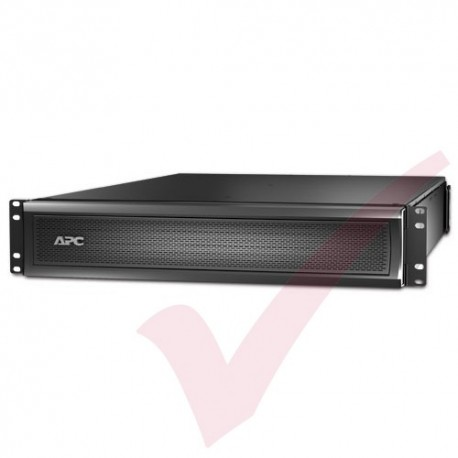 SMX120BP2U APC Smart-UPS X 120V External Hot Swap SMX 2U 120V Battery Pack Tower Rack Convertible