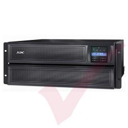 SMX3000RMHV2UNC APC - Smart-UPS X 3000 Rack LCD Management 2700W, 8xC13 & 1xC19 Output, C20 Input