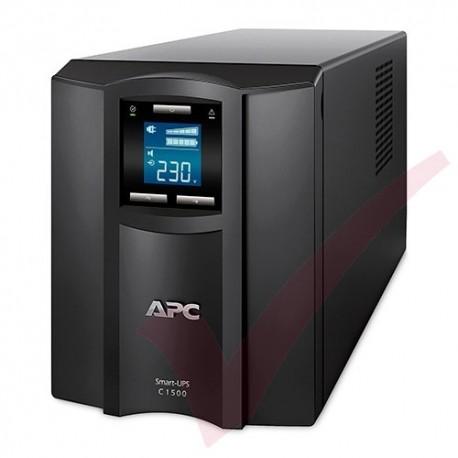 SMC1500I APC Smart-UPS C 1500VA Tower LCD 980W, 8x C13 Output, 1x C14 Input