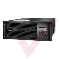 SRT6KRMXLI APC Smart-UPS SRT 4U Rack 6000VA Mgmt 6000W, 6x C13 & 4x C19 Output, Hardwired
