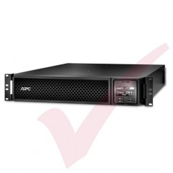 SRT2200RMXLI-NC APC Smart-UPS SRT Rack Mount 2200VA Mgmt 1980W, 8x C13 & 2x C19 Output, 1x C20 In