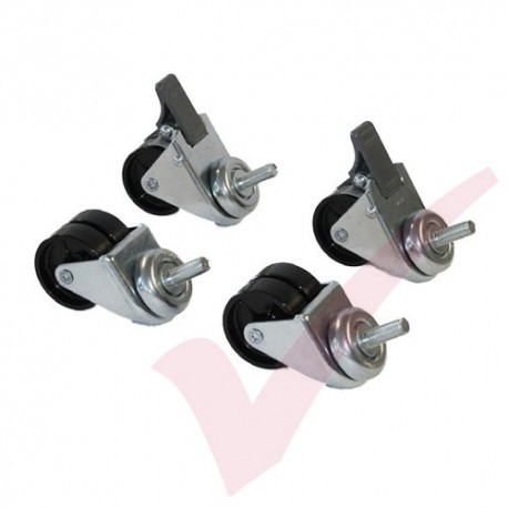 Prism Heavy Duty Castors - Set of 4