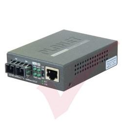 Planet 10/100/1000Base-T to 1000-LX SC Singlemode - GT802SUK