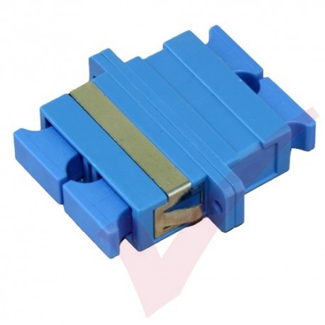 SC Duplex Singlemode Fibre Optic Adapter