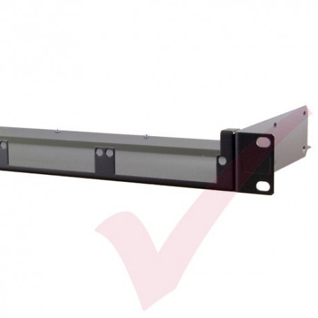 MTP 1U 4 Way Modular Fibre Empty Patch Panel Chassis  (Express, Easy & Expandable MPO Solution)