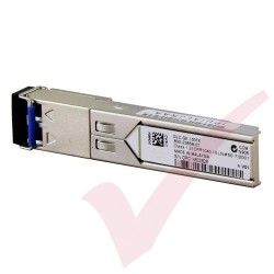 Cisco 100FX SFP on GE SFP ports for DSBU switches - GLC-GE-100FX
