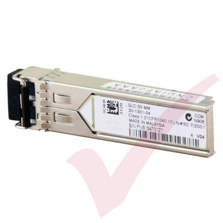 Cisco GE SFP, LC connector SX Original transceiver - GLC-SX-MM