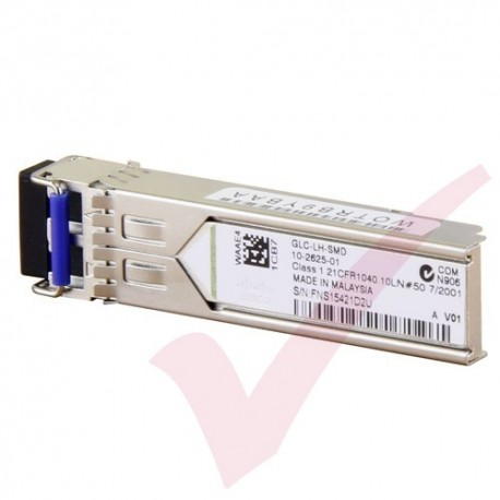 Cisco GE SFP, LC connector LX/LH transceiver - GLC-LH-SM