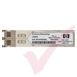 HP X121 1G SFP LC-SX Transceiver - J4858C