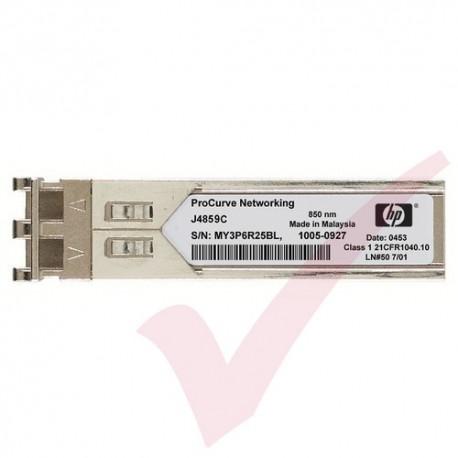 HP X121 1G SFP LC-LX Transceiver - J4859C