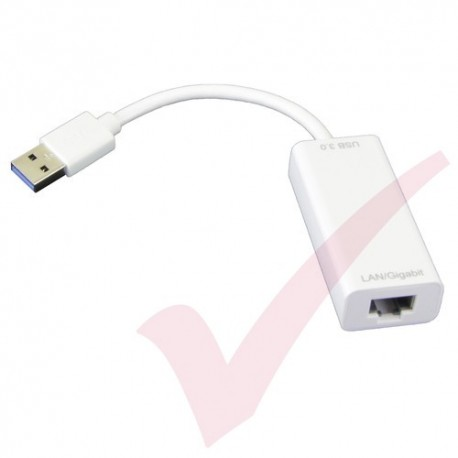 USB 3.0 to Gigabit Ethernet Adapter
