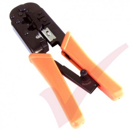 RJ9/10 4p4c Non-Ratchet Modular  Crimping Tool