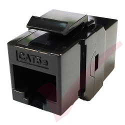 Cat5e RJ45 UTP Keystone Panel Module