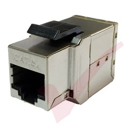 Cat6a RJ45 FTP Keystone Panel Module