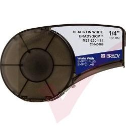 Brady 6.35mm BradyGrip Print-on Hook Material M21-250-414