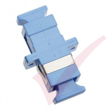 SC Simplex Singlemode Fibre Optic Adaptor