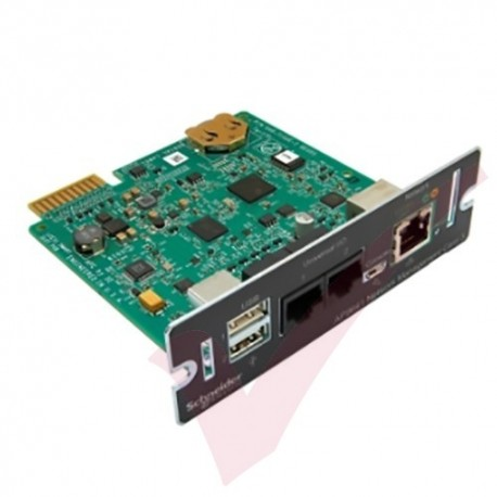 AP9641 APC Network Management Card 3 with PowerChute Network Shutdown & Environmental Monitoring