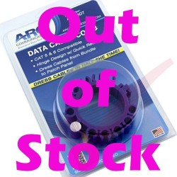 ARC Data Cable Comb with Quick Release Hinge Design ARC56DT