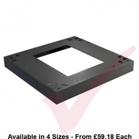 Prism PI Data Cabinet Plinth in Black