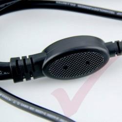 2.5 Metre Black Splitter UK Mains Plug (13 Amp) - 2x C13 (1.5 Metre Legs) High Grade Power Cable