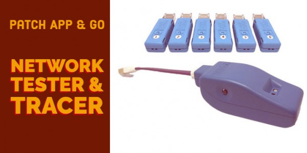 Low Cost RJ45 Testing of Cat5e, Cat6 and Cat6a Network Cables